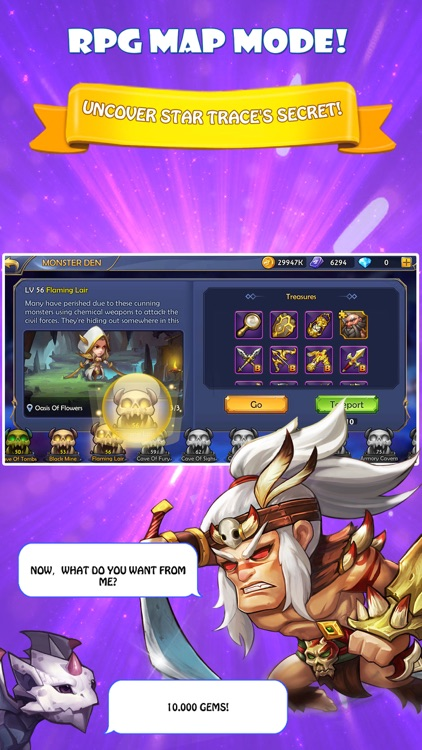 The Hero Trace screenshot-4