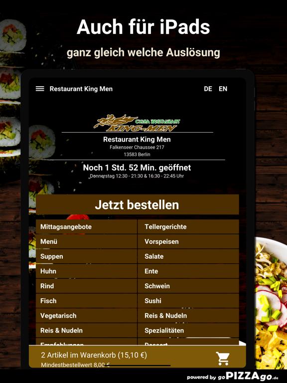 Restaurant King Men Berlin screenshot 7