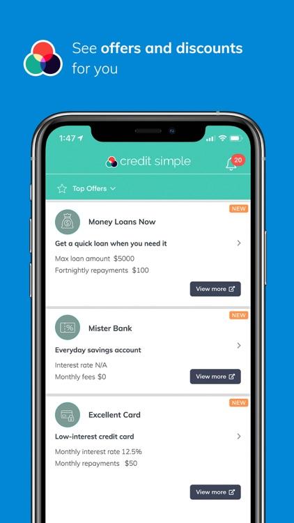 Credit Simple Money Tracker screenshot-3