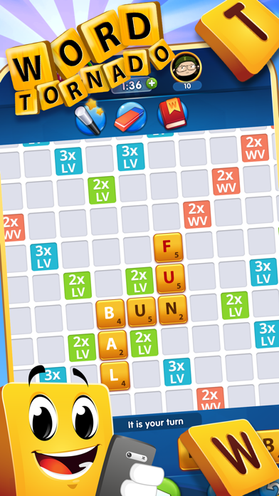 Wordtornado - Fun Word Game free Coins and Points hack