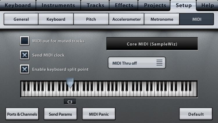 Music Studio Lite screenshot-7