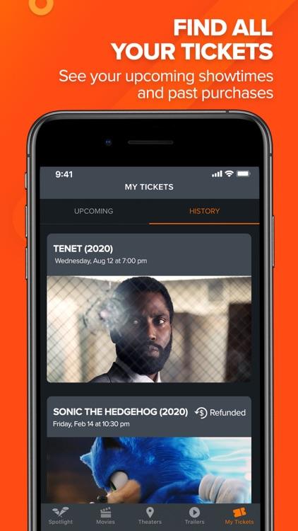 Fandango Movie Tickets & Times screenshot-7