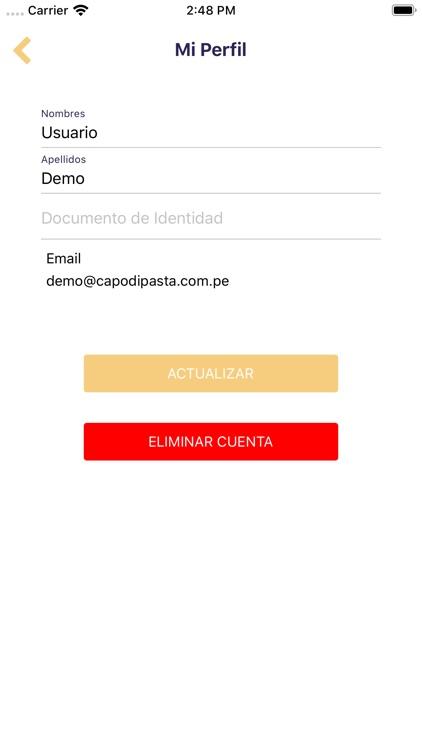 Club del Capo screenshot-5