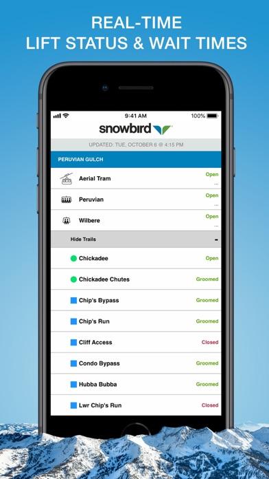Screen Shot Snowbird Resort 4