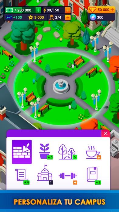 University Empire Tycoon-IdleCaptura de pantalla de5