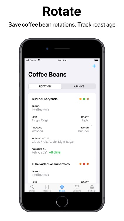 Barista - Coffee Timer screenshot-5
