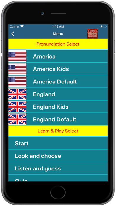 English for Kids Fast Learning screenshot 9