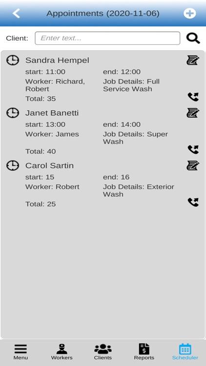 Car Wash Software screenshot-5