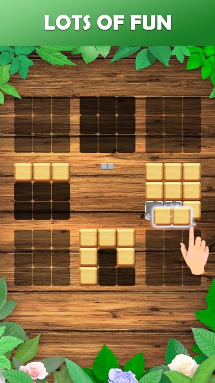 Woodblock Puzzle Block Game screenshot-5