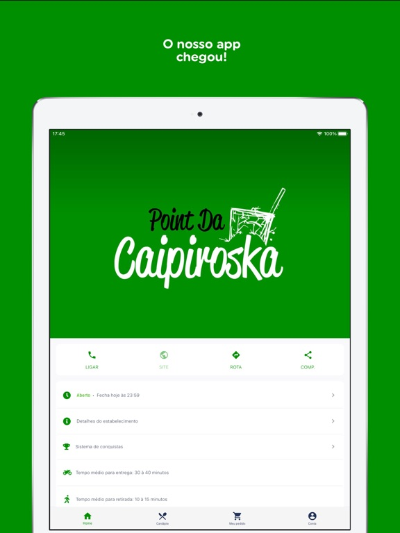 Point da Caipiroska screenshot 7