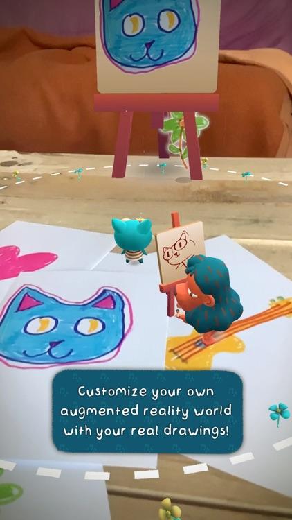 Tokotoko - AR Adventures screenshot-7
