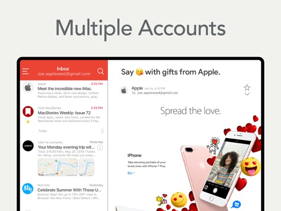 Mail App for Gmailのおすすめ画像1