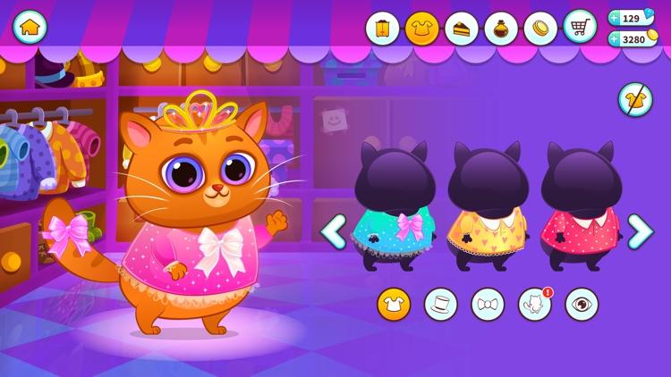 Bubbu – My Virtual Pet Cat screenshot-7