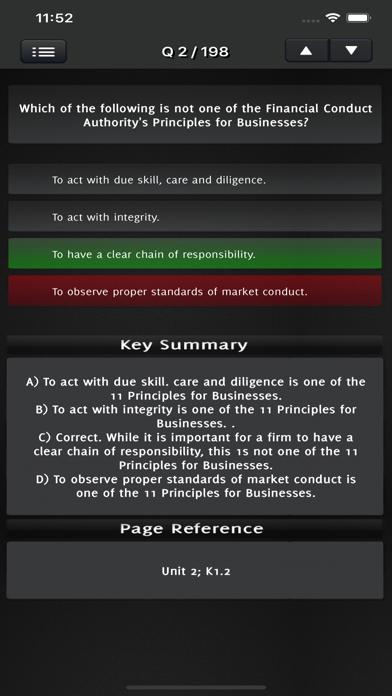 CeMAP 1 Mortgage Advice Exam screenshot 4