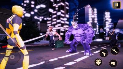 Stickman Dual Sword -Dead Hero Screenshot on iOS