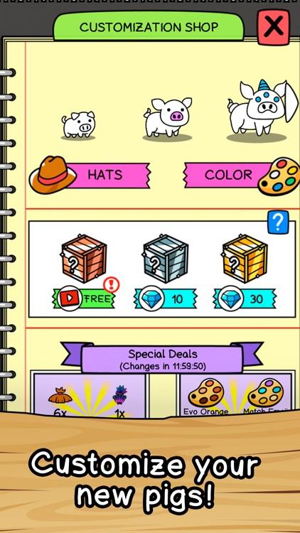 Pig Evolution screenshot-3