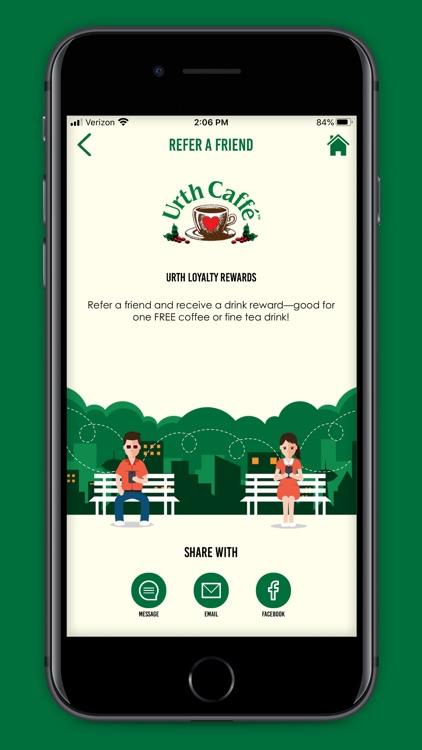 Urth Caffé Online Ordering screenshot-4