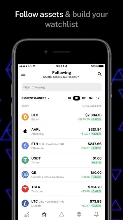 Delta Investment Tracker screenshot-5