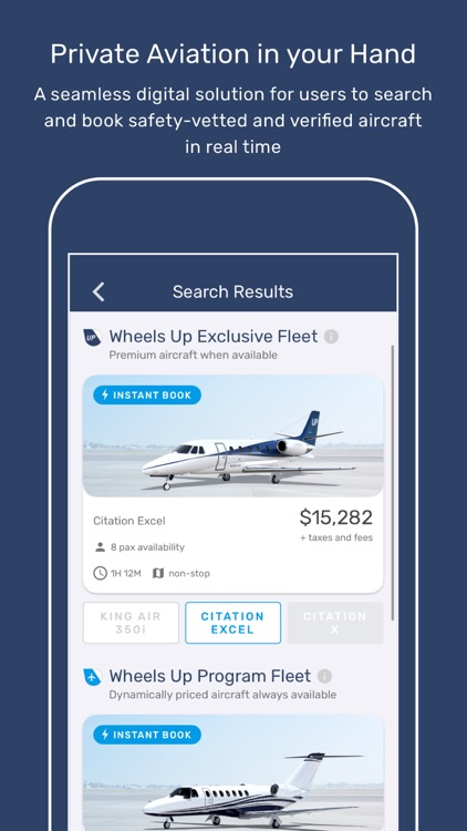 Wheels Up: Download & Fly Up™ screenshot-3
