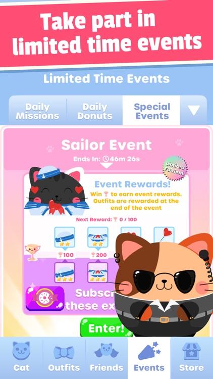 Greedy Cats: Kitty Clicker screenshot-4