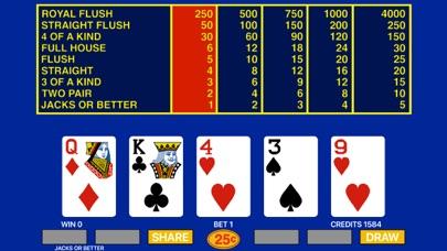 Jacks or Better – Video Poker! 2