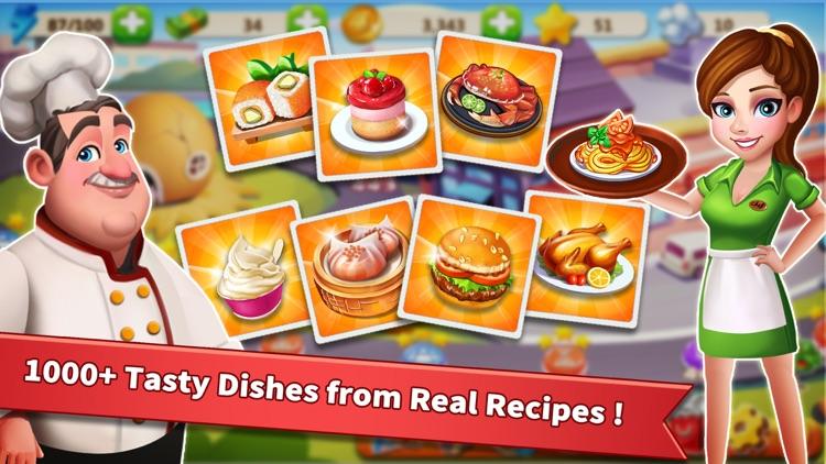 Rising Super Chef 2 - Cooking screenshot-4