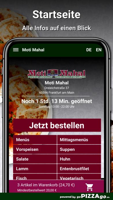 Moti Mahal Frankfurt am Main screenshot 2