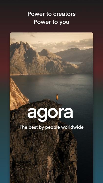 Agora - Global Talent Awards screenshot-4