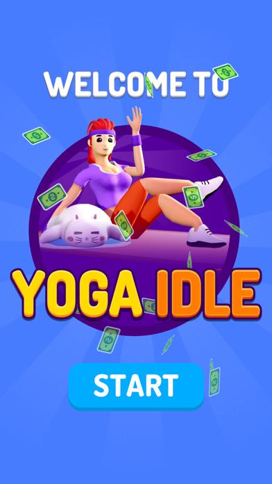 Yoga IDLE screenshot 1