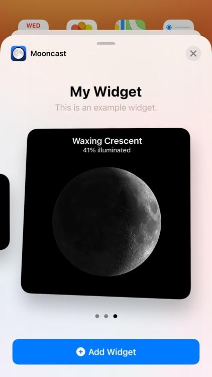 Mooncast screenshot-6