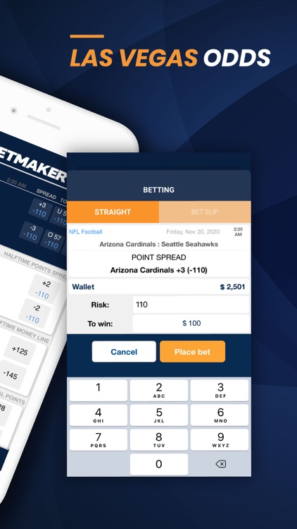 BetMaker™ Sports Betting App screenshot-3
