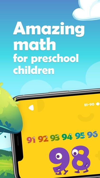 Smart Grow. Preschooler Math