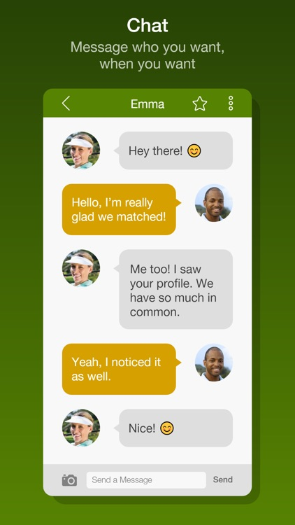 Meet Local Golfers Dating App screenshot-3