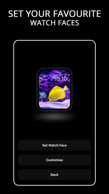 Watch Faces Wallpapers screenshot-4