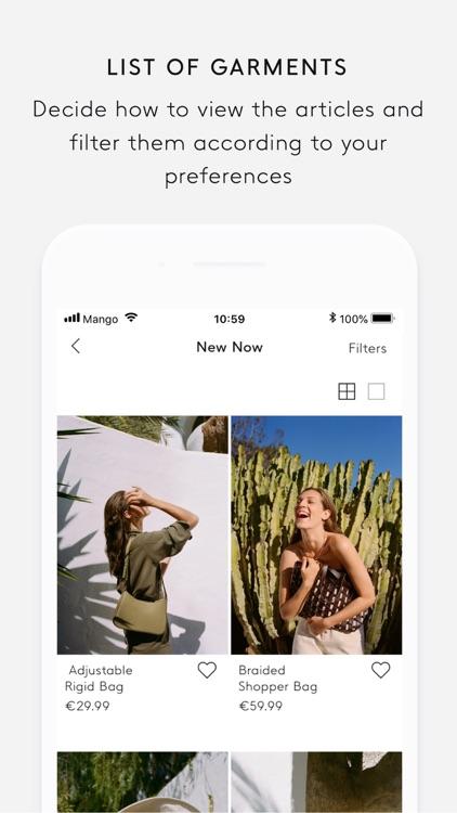 MANGO - Online fashion screenshot-3