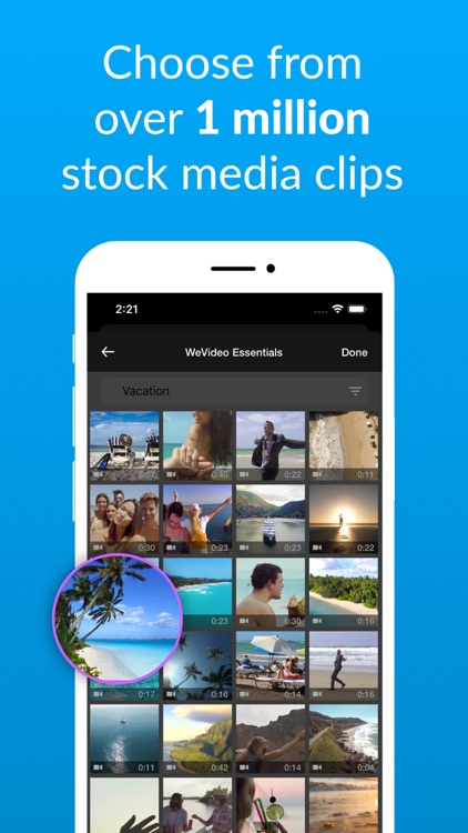 WeVideo Movie & Video Editor