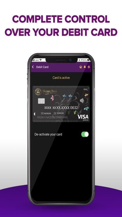 Meezan Mobile Banking screenshot-4