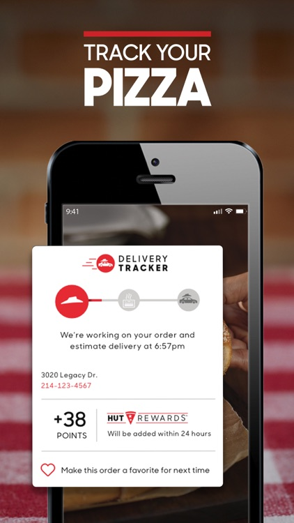 Pizza Hut - Delivery & Takeout screenshot-3