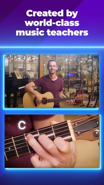 Simply Guitar by JoyTunes screenshot-3
