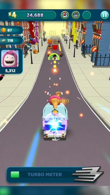 Oddbods: Turbo Run screenshot-7