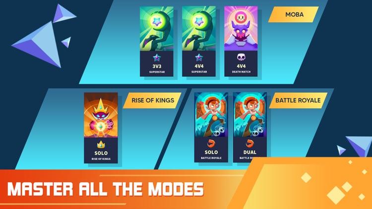 Heroes Strike Offline screenshot-4