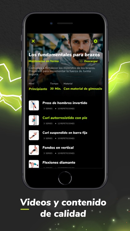 MassFit Fitness training screenshot-4
