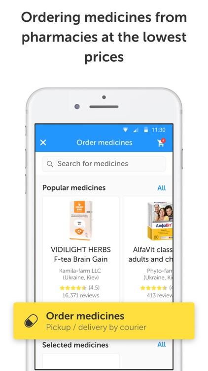 Doctor Online - Assistant screenshot-3