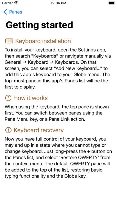 Keybuild Screenshot
