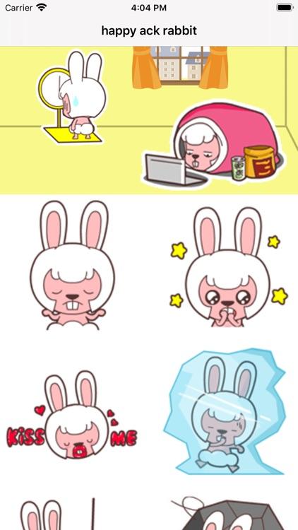 ack rabbit