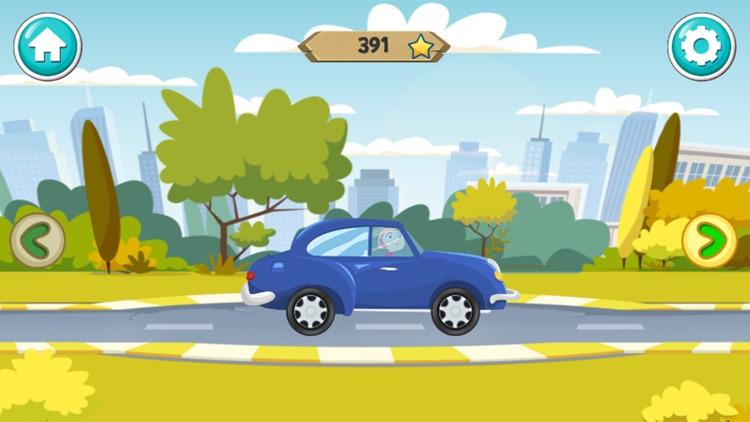 Little Car Wash screenshot-0