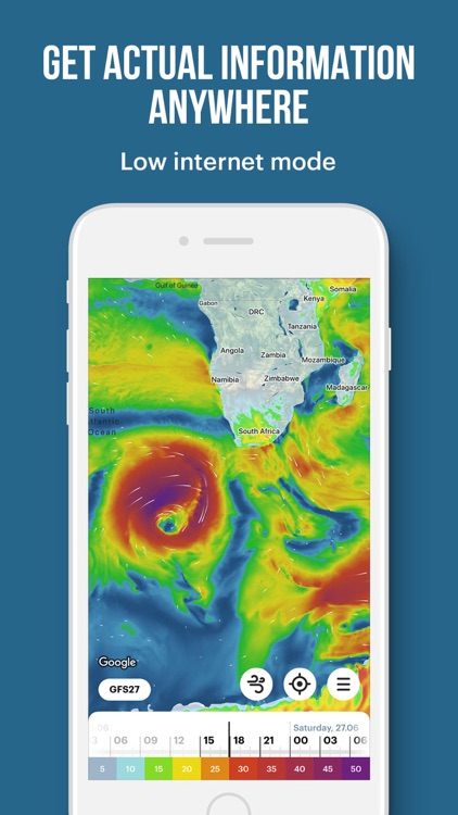 WindHub: forecast for sailing screenshot-7