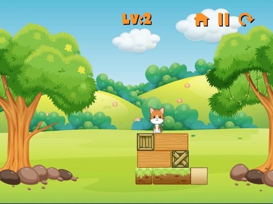 Kitty Drop Cat Save screenshot 12