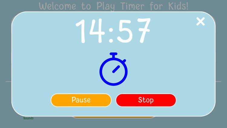 Play Timer for Kids screenshot-4