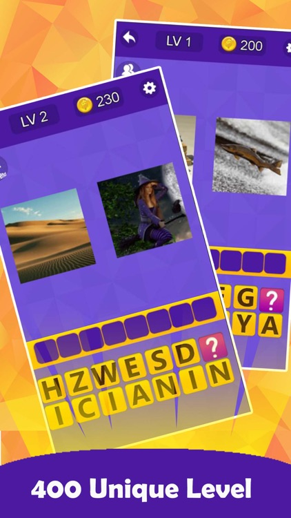 2 Pics 1 Word - Guess Word